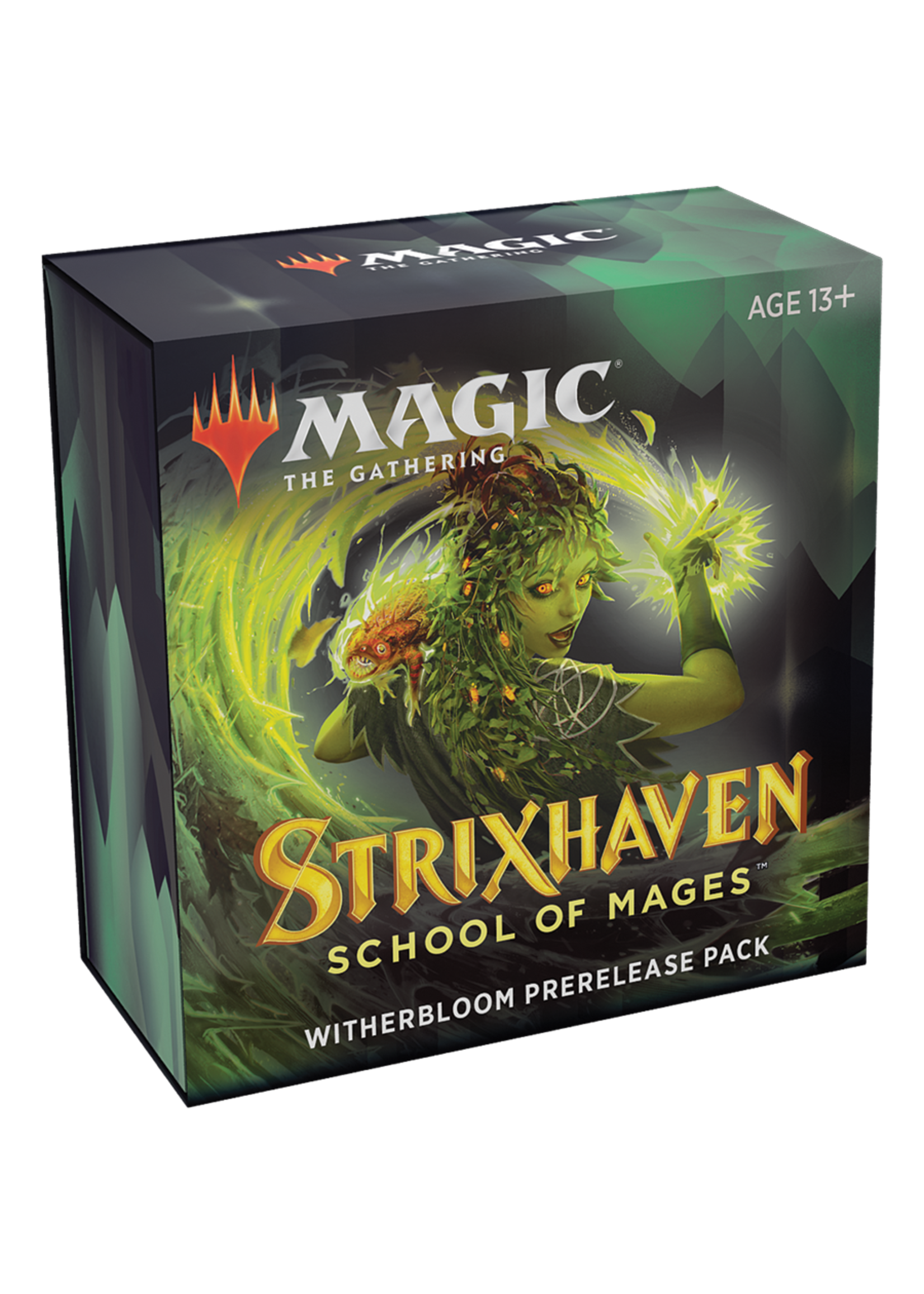Magic: The Gathering Strixhaven: School of Mages - Prerelease Pack