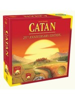 Asmodee Catan 25th Anniversary Edition