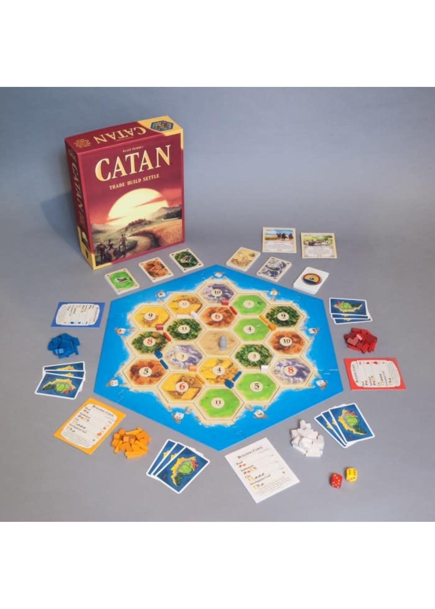 Asmodee Catan 25th Anniversary Edition