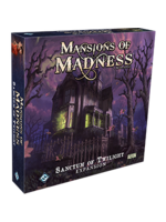 Fantasy Flight Games Mansions of Madness 2nd Edition: Sanctum of Twilight Expansion
