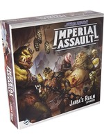 Fantasy Flight Games Star Wars Imperial Assault: Jabba's Realm Expansion