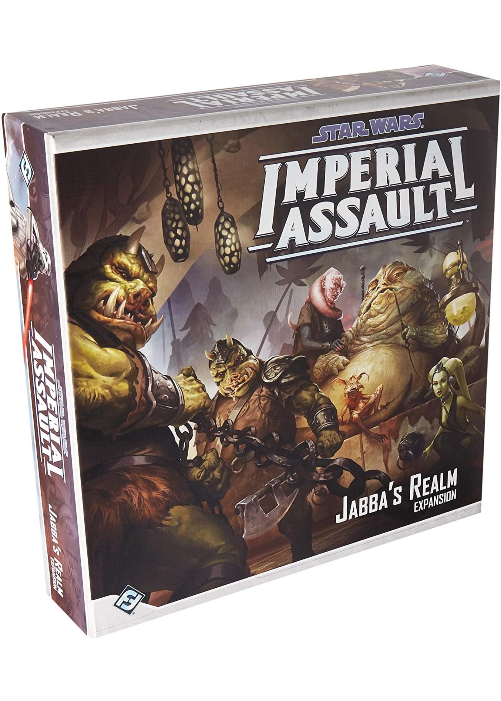 Fantasy Flight Games Star Wars Imperial Assault: Jabba's Realm Expansion