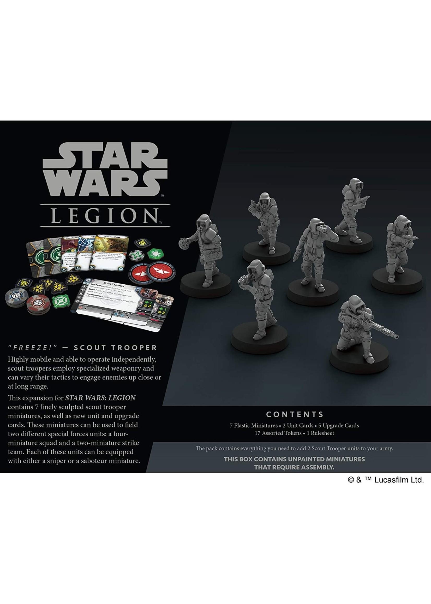 Fantasy Flight Games Star Wars Legion -  Scout Troopers