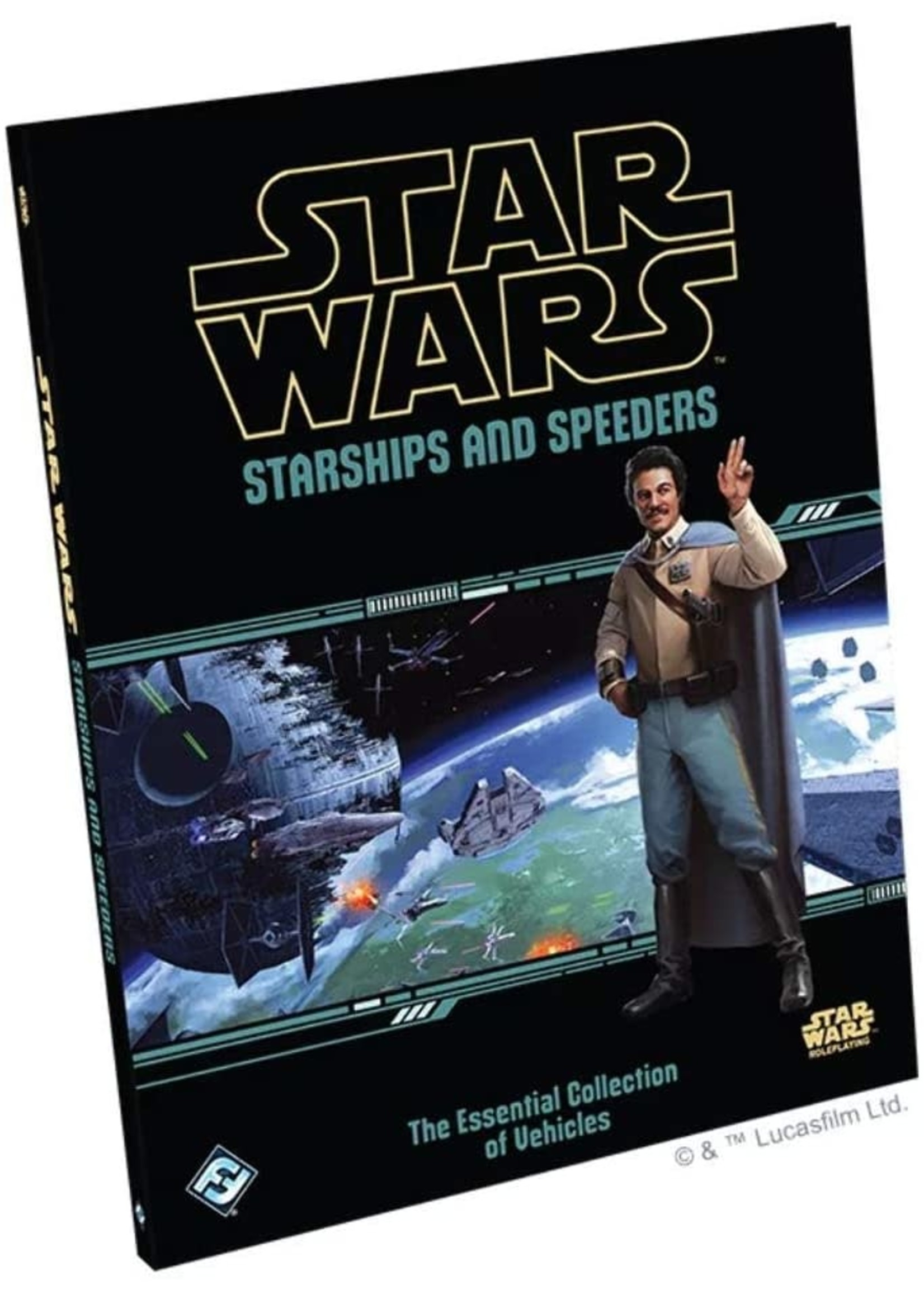 Fantasy Flight Games Star Wars Roleplaying: Starships and Speeders