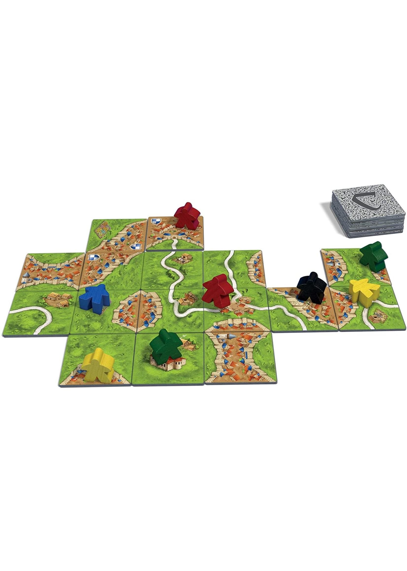 Fantasy Flight Games Carcassonne