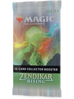 Magic: The Gathering Zendikar Rising Collector Booster single