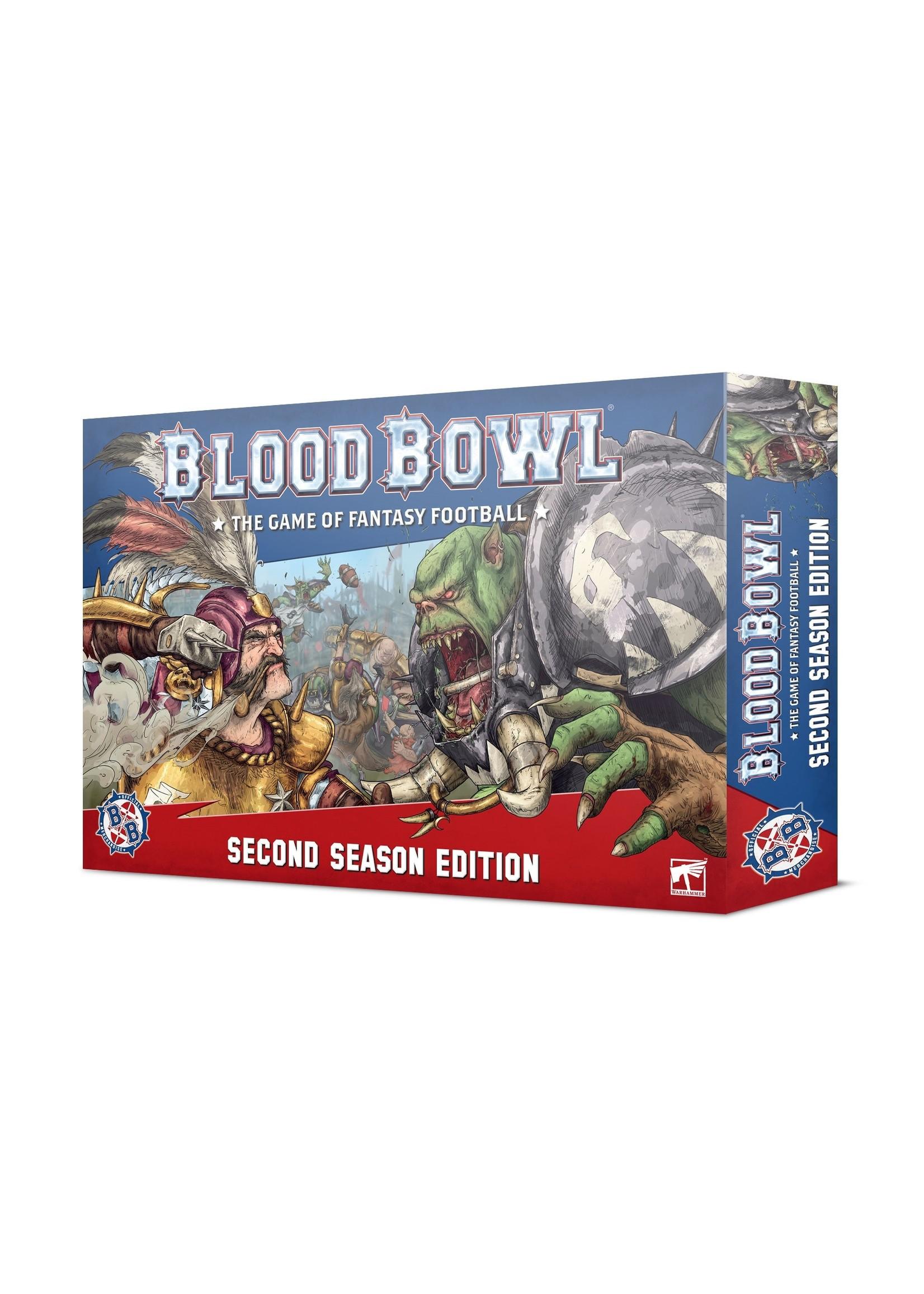 Blood Bowl Blood Bowl - Second Season Edition