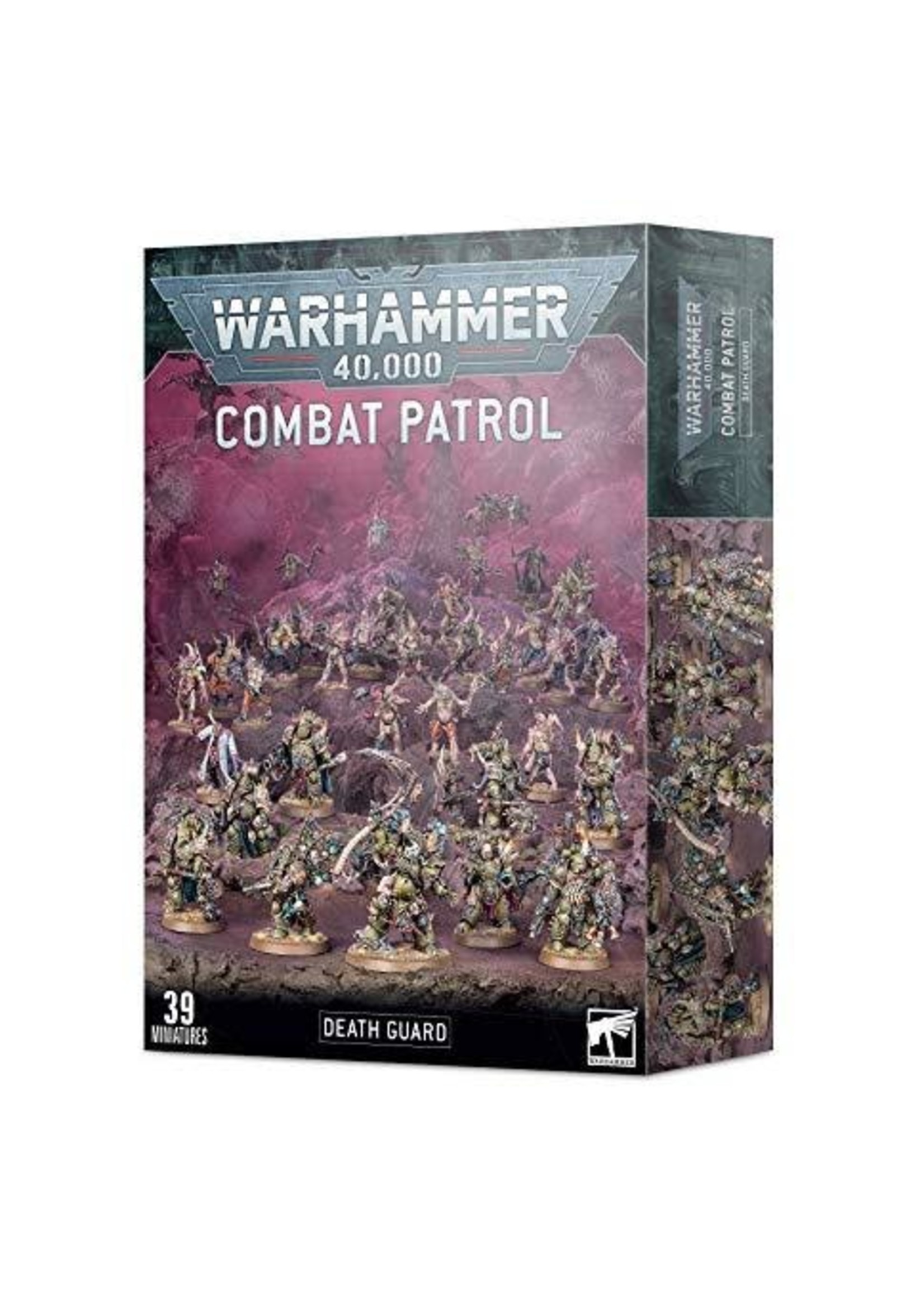 Warhammer: 40K Combat Patrol Death Guard