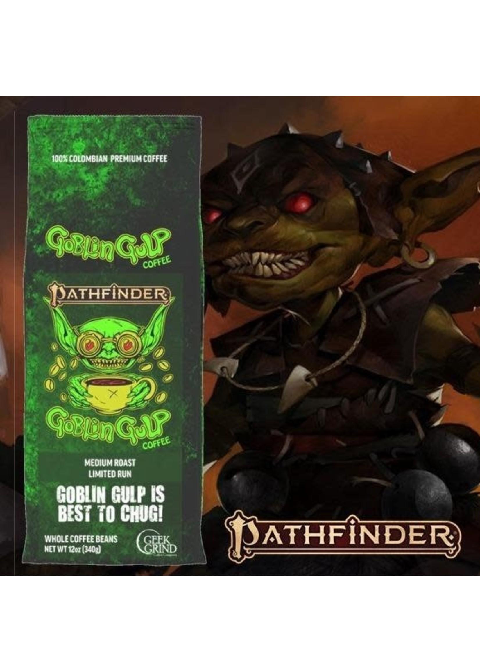 Geek Grind Goblin Gulp Coffee from Pathfinder - Medium Roast - 12 oz
