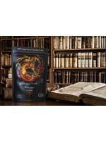 Geek Grind Dragon's Roast - Dark Fire Blend - Dark Roast Coffee - 12 oz. Individual Bag