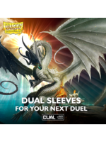 Dragon Shields Dragon Shields: (100) Matte Dual Card Sleeves