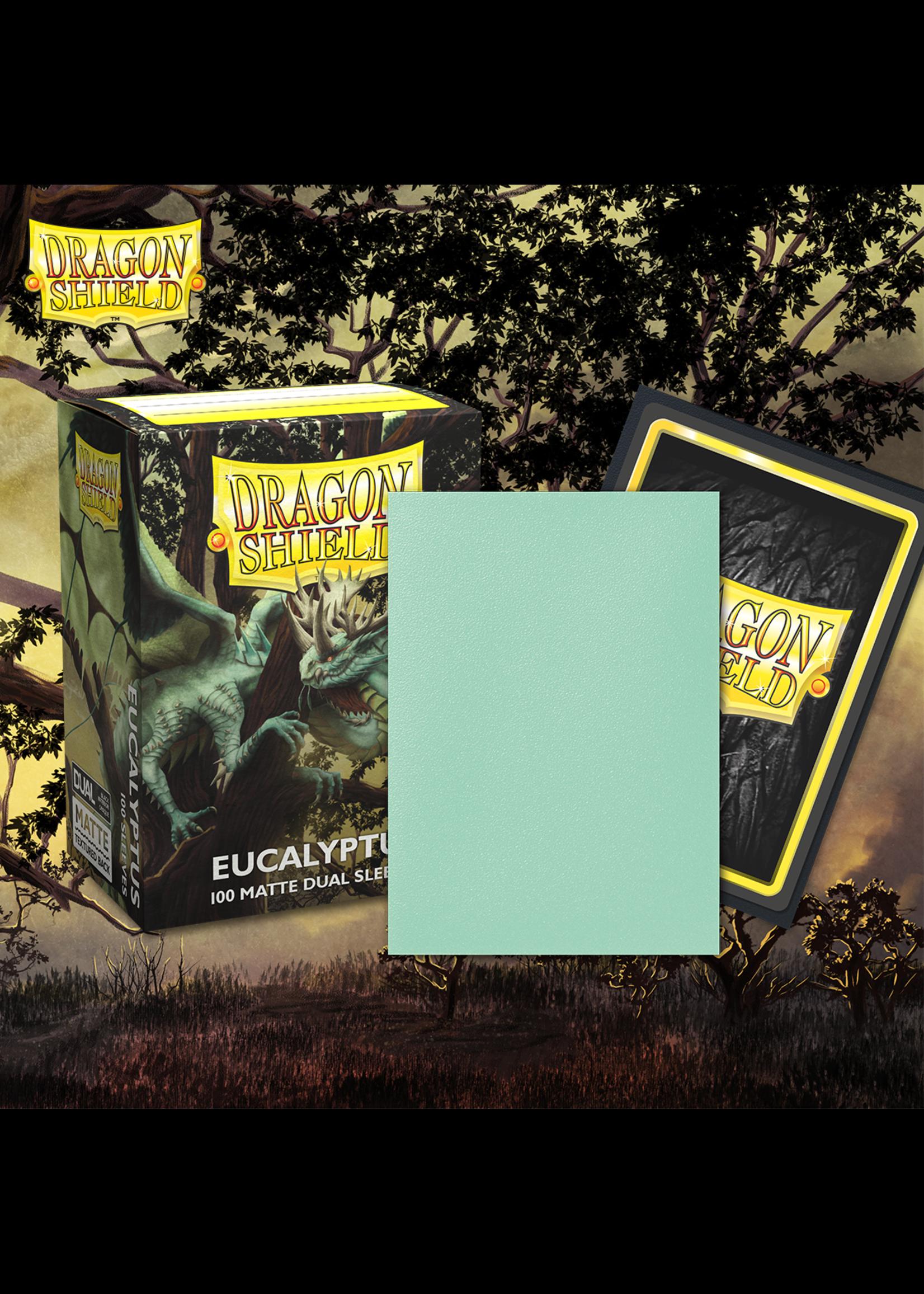 Dragon Shields Dragon Shields: (100) Matte Dual Card Sleeves
