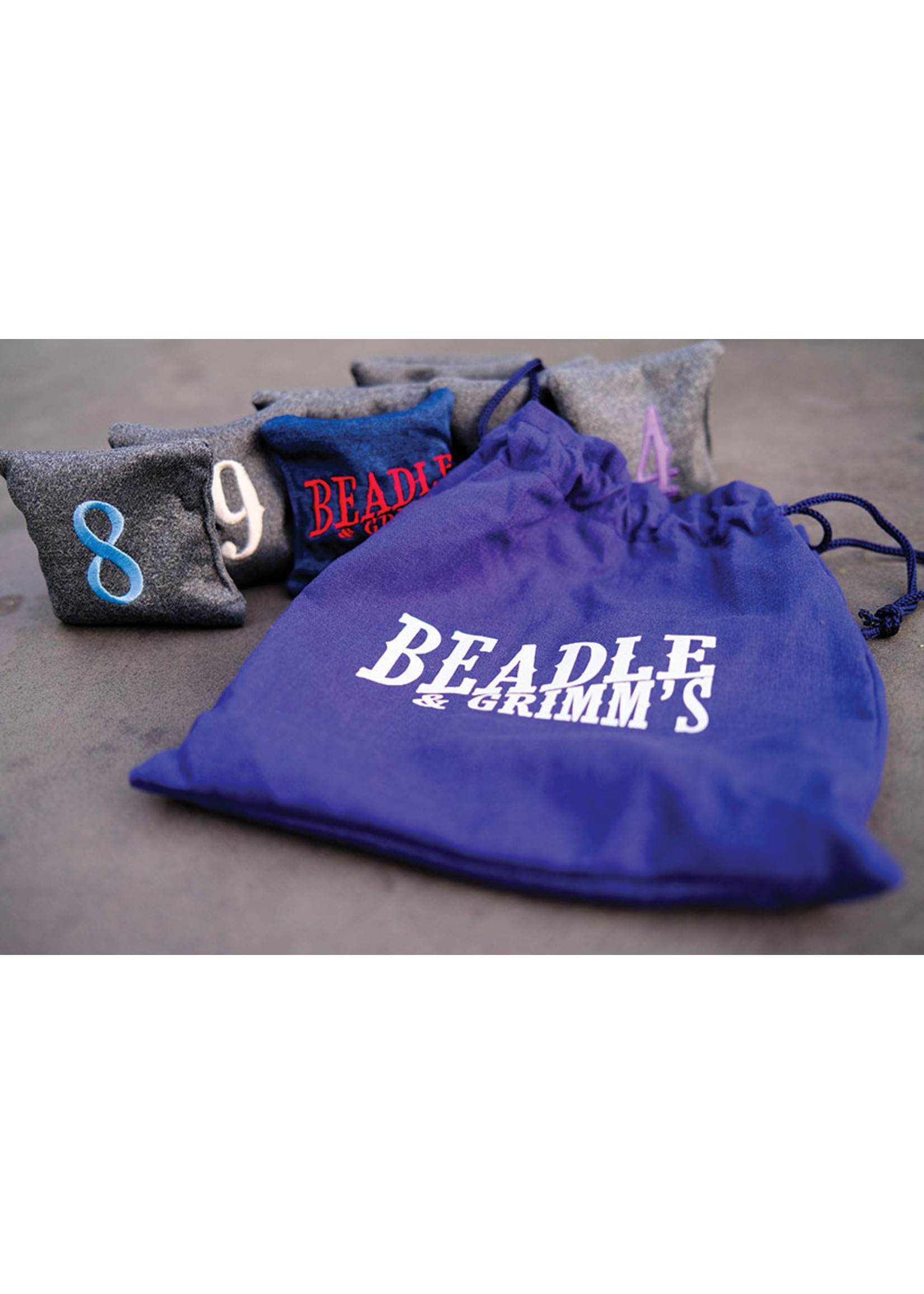 Beadle and Grimm's LLC Roll Inish! Initiative Bean Bag Set