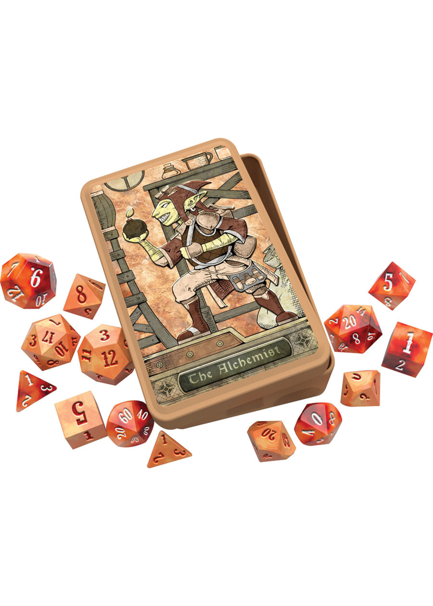 Beadle and Grimm's LLC Class-Specific Dice Set