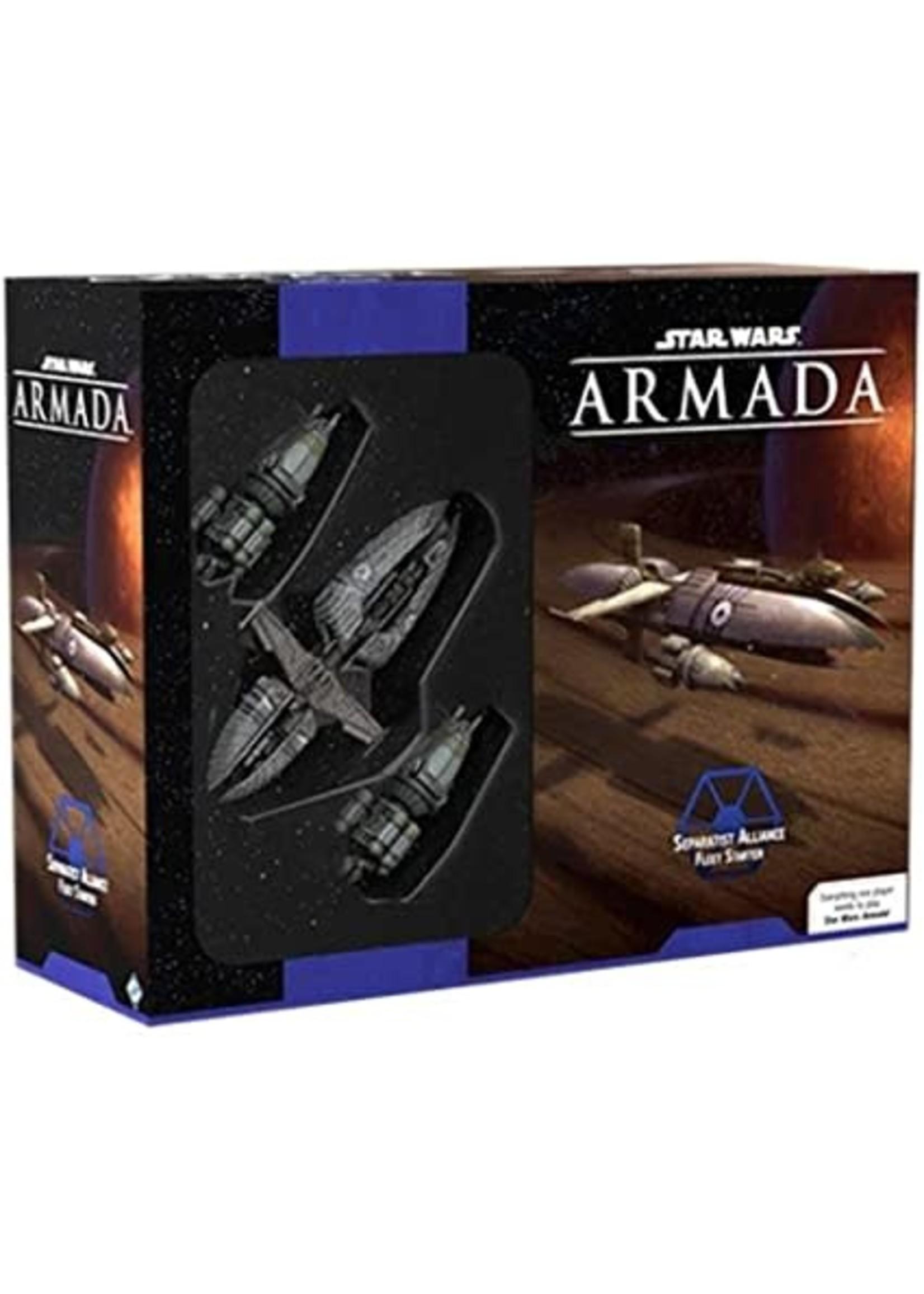 Fantasy Flight Games Star Wars Armada: Seperatist Alliance Fleet Starter