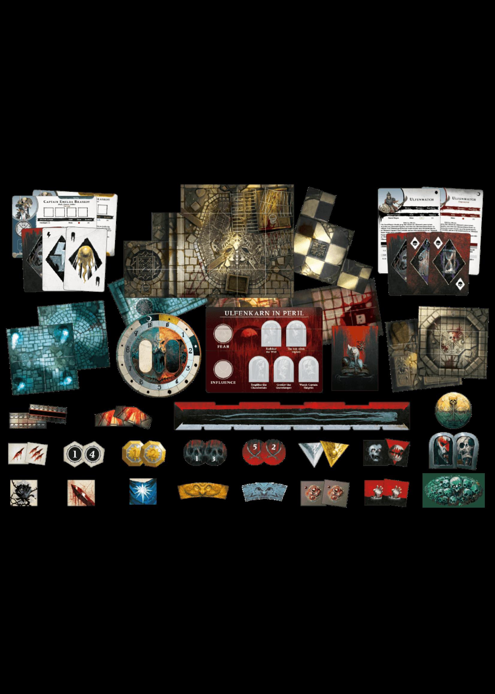 Warhammer: Age of Sigmar Cursed City