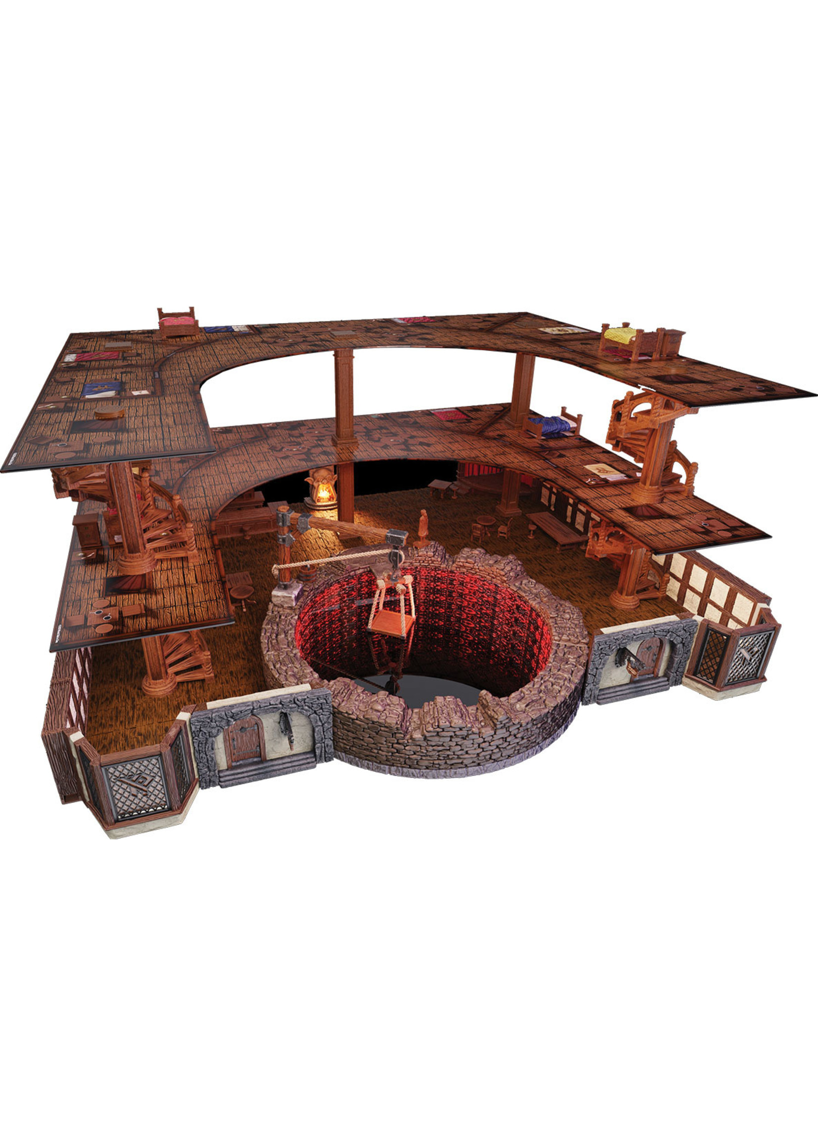 D&D Icons of the Realms The Yawning Portal Inn
