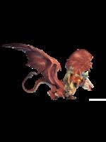D&D Icons of the Realms Gargantuan Tiamat