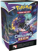 Pokemon Chilling Reign Build & Battle Prerelease Kit