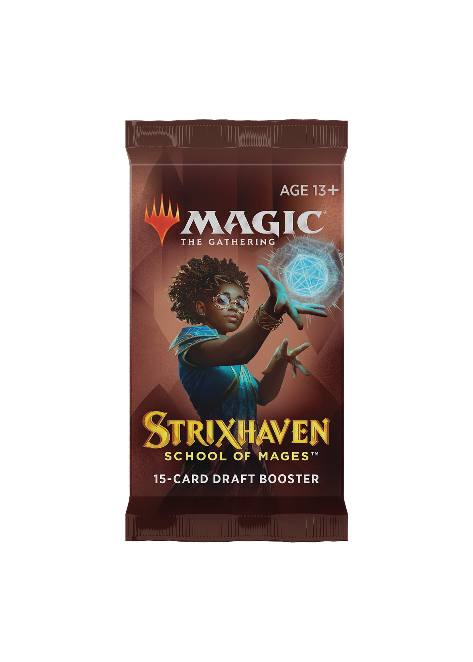 Magic: The Gathering Strixhaven Draft booster single
