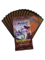 Magic: The Gathering Strixhaven Set booster single
