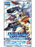 Digimon Card Game Release Special Booster Ver. 1.0  single