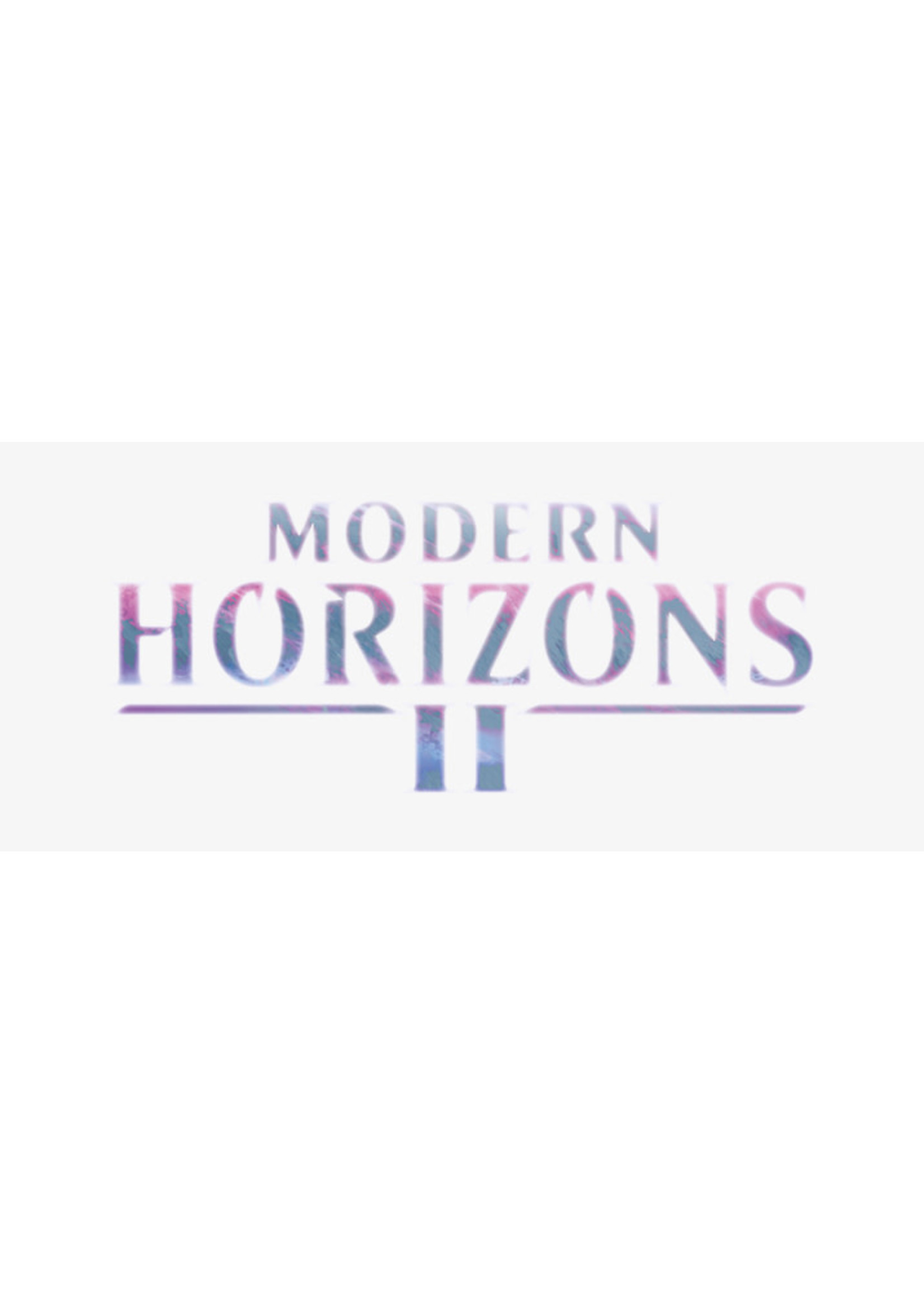 Magic: The Gathering Modern Horizons 2 Collector Booster (12)