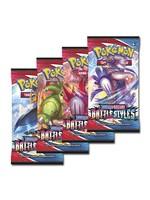 Pokemon Battle Styles single booster