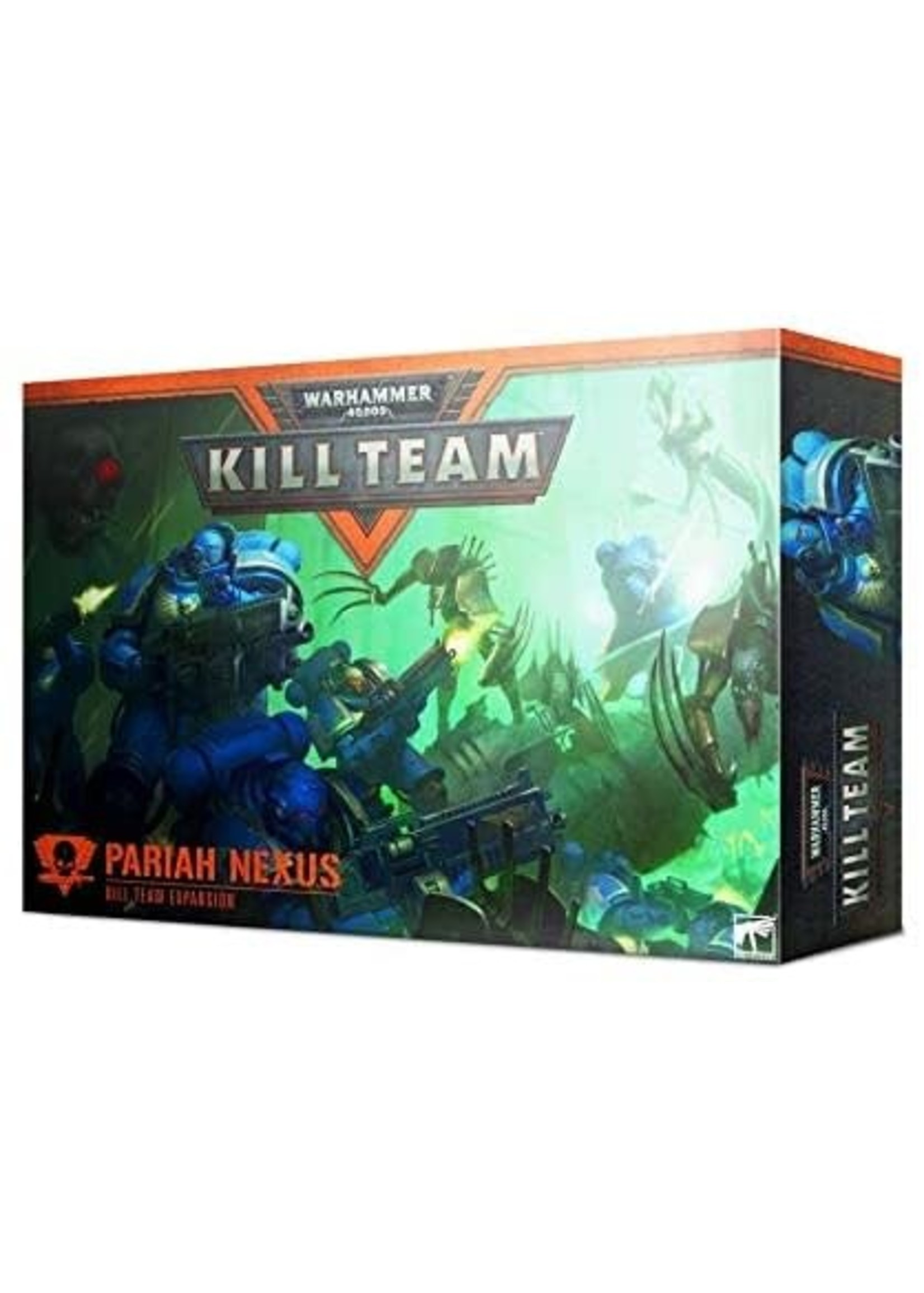 Warhammer: 40K Warhammer 40K: Kill Team: Pariah Nexus