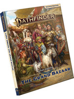 Pathfinder Lost Omens - The Grand Bazaar Hardcover
