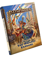 Pathfinder Lost Omens - The Mwangi Expanse Hardcover