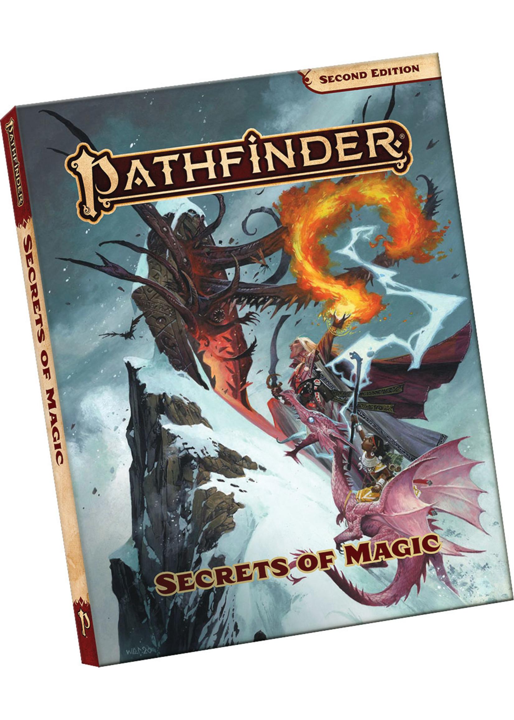 Pathfinder Secrets of Magic (Pocket Edition)