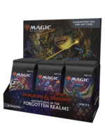 Magic: The Gathering Adventures in Forgotten Realms Set booster box (30)