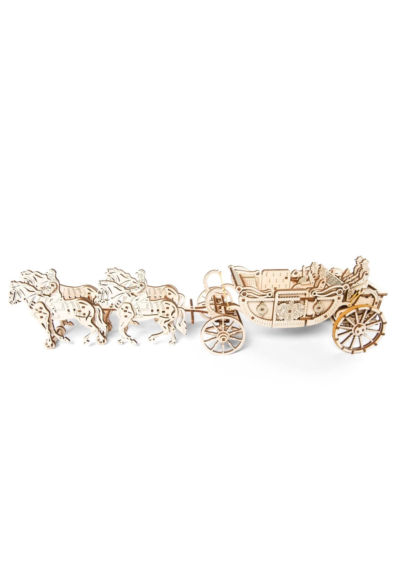 Ugears Ugears Royal Carriage