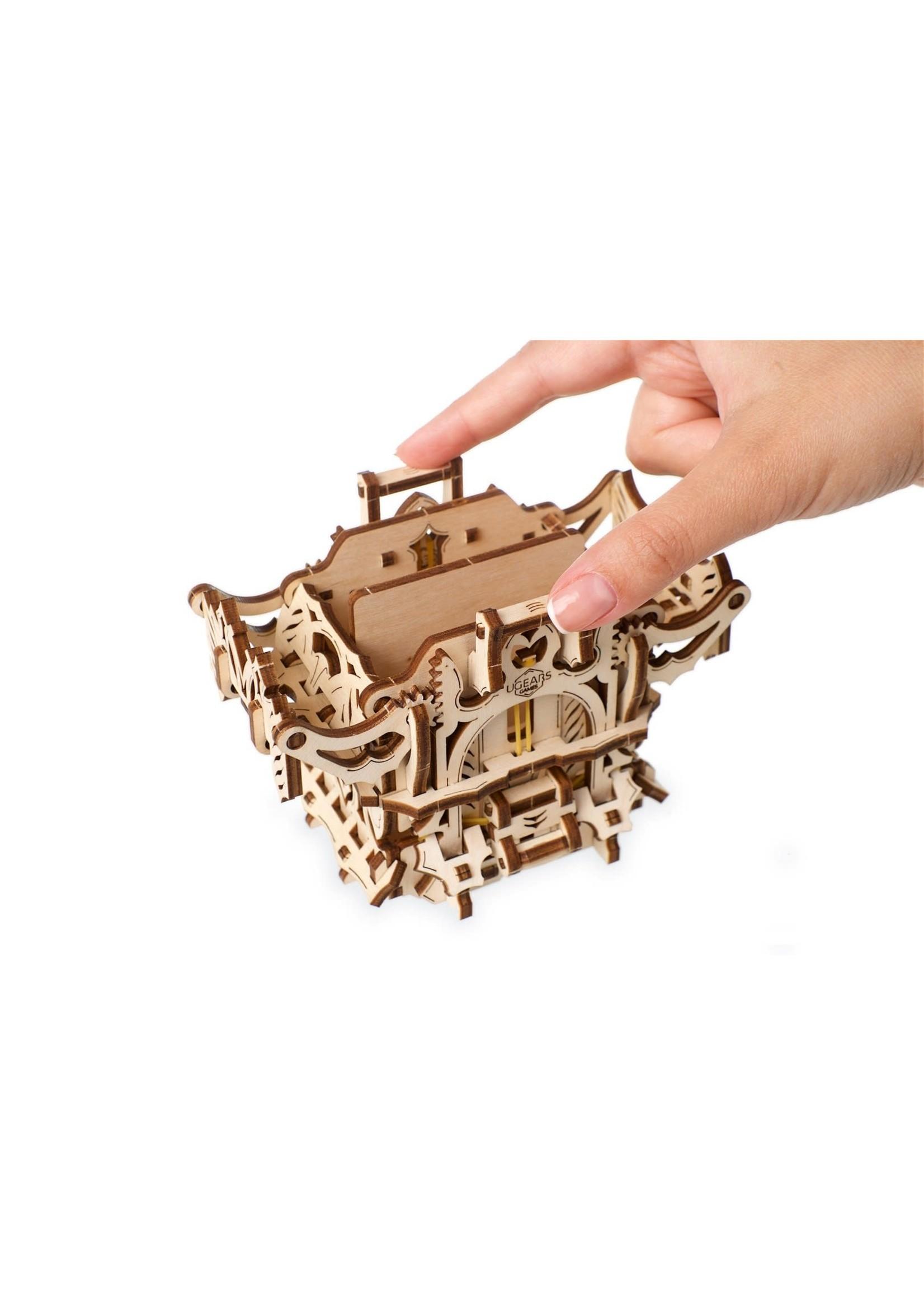 Ugears UGears Games Deck Box