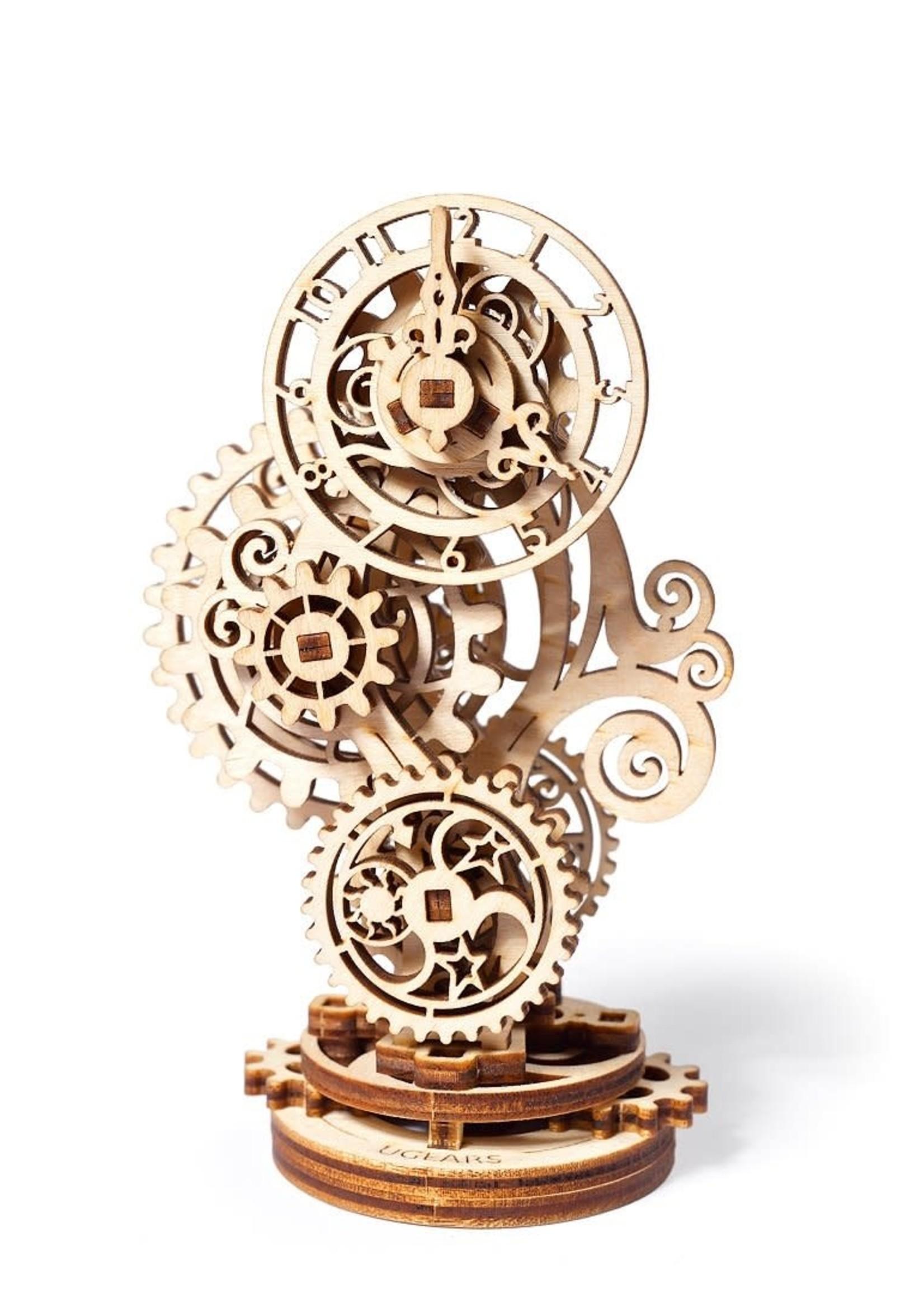 Ugears UGears Steampunk Clock