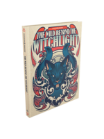 Dungeons & Dragons The Wild Beyond the Witchlight - A Feywild Adventure (alt cover)