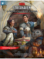 Dungeons & Dragons Strixhaven - Curriculum of Chaos