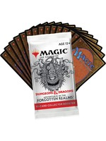 Magic: The Gathering Adventures in the Forgotten Realms Collector Booster single