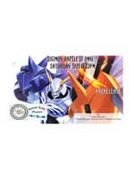 Digimon Card Game Digimon TCG: Battle of Omni in store prerelease sealed event