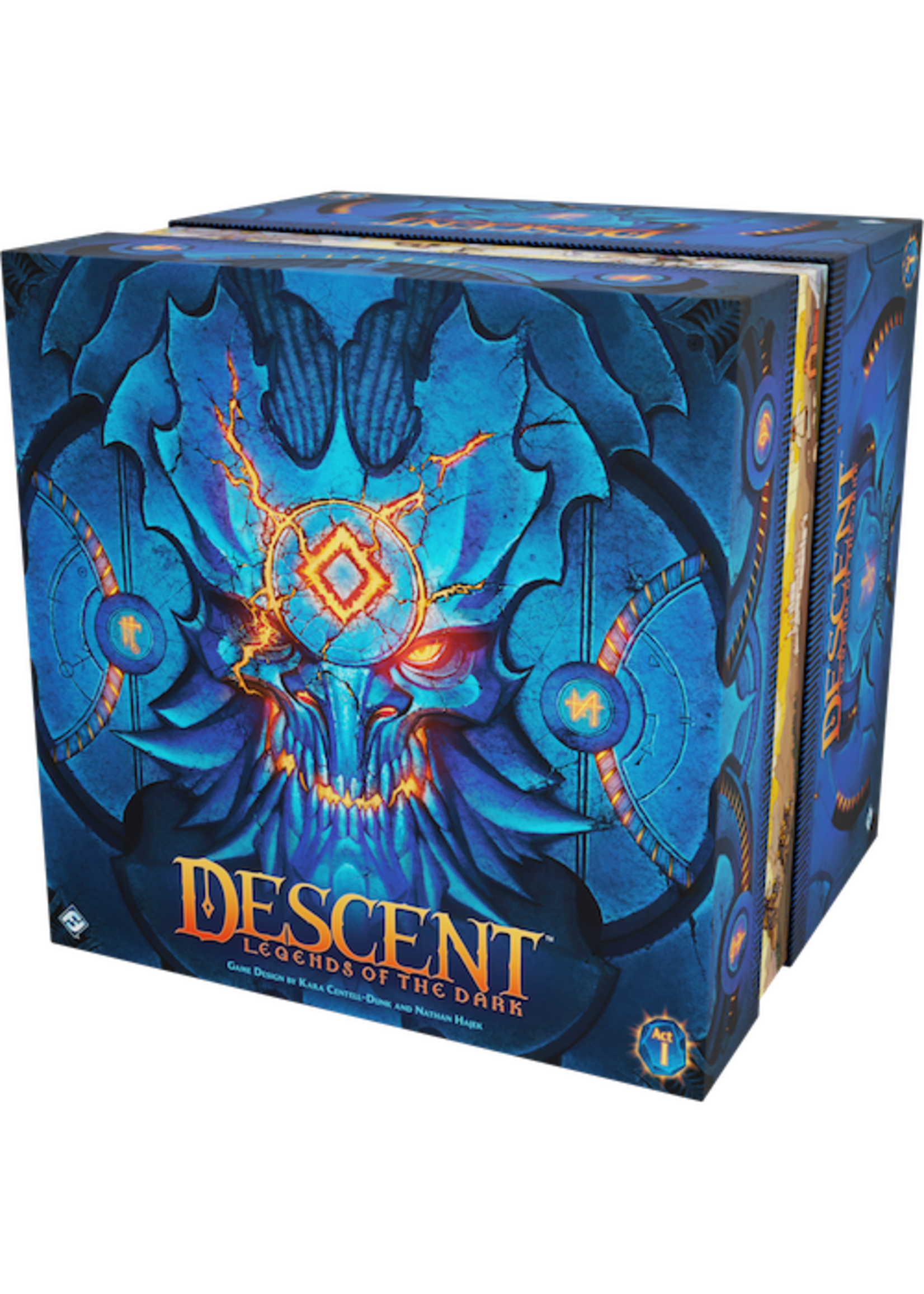 Descent Descent: Legends of the Dark