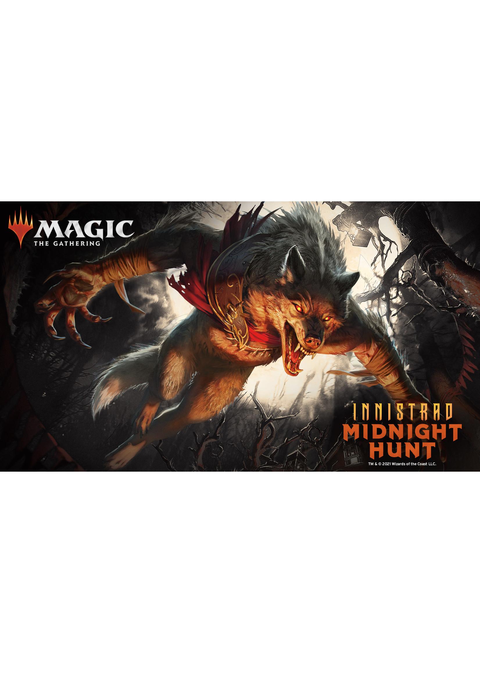 Magic: The Gathering Innistrad Midnight Hunt prerelease kit