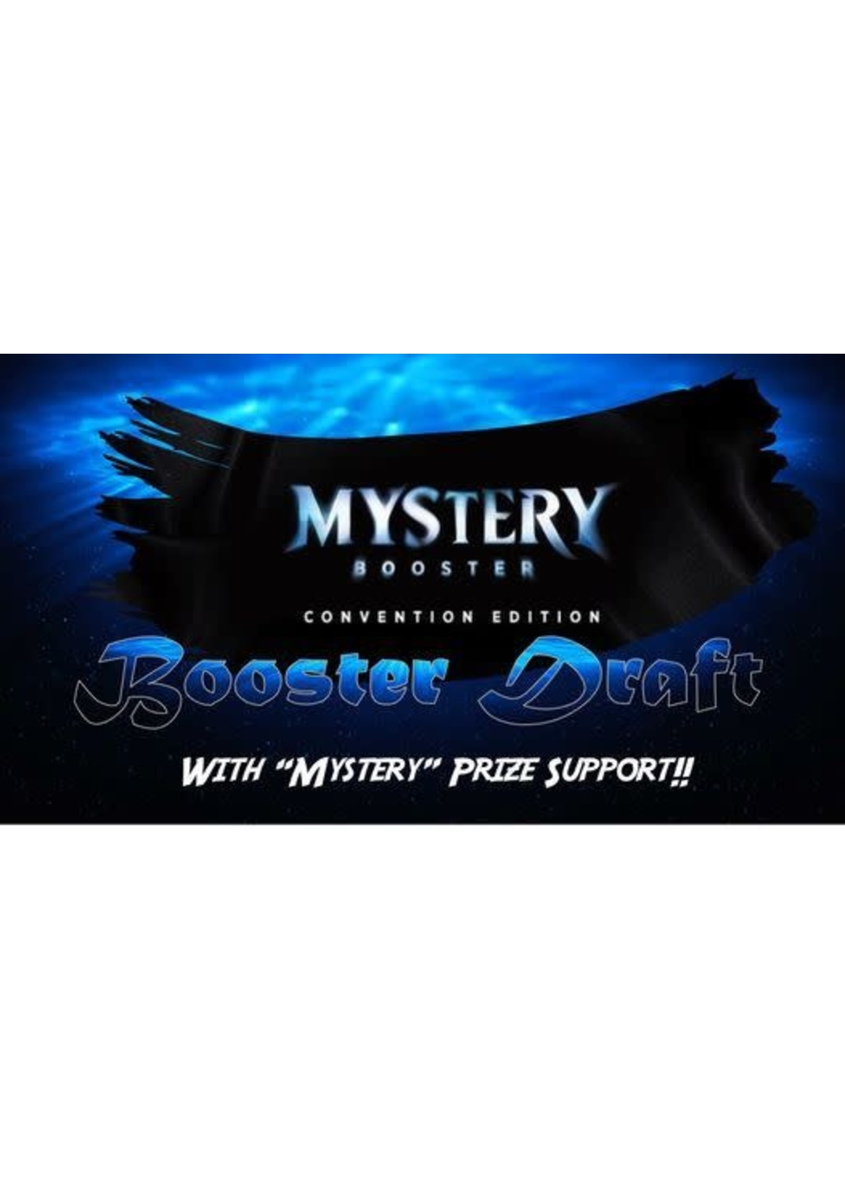 Magic: The Gathering MtG: Mystery Booster Display Draft (for the upcoming Friday)