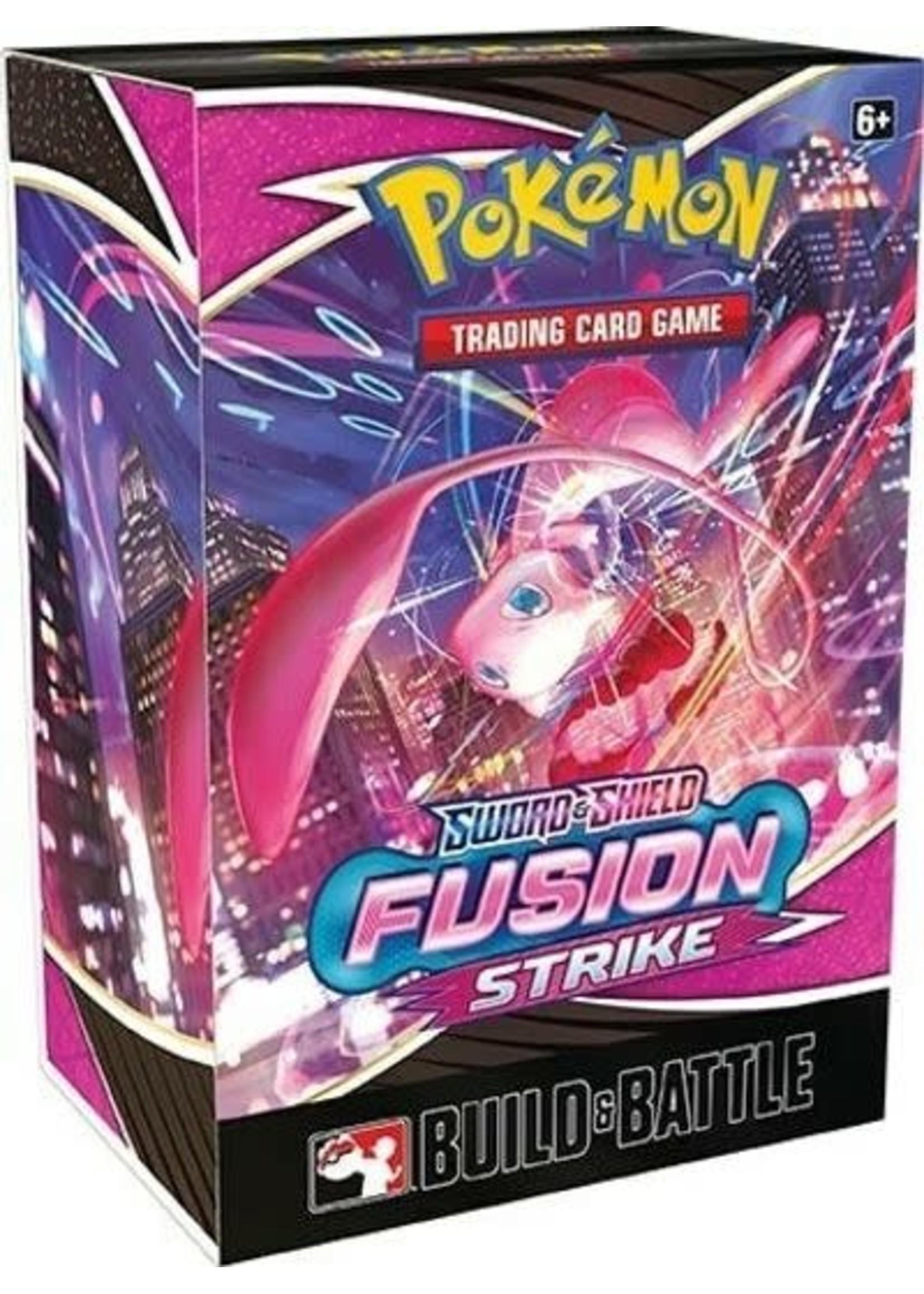 Pokemon Fusion Strike Build & Battle Prerelease Kit
