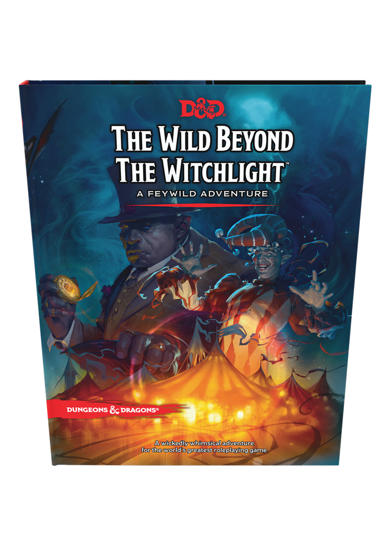 Dungeons & Dragons The Wild Beyond the Witchlight - A Feywild Adventure