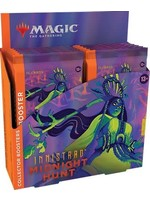 Magic: The Gathering MtG: Innistrad Midnight Hunt Collector Booster Display (12)