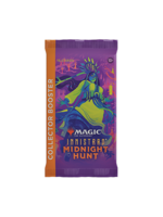 Magic: The Gathering Innistrad Midnight Hunt Collector Booster  single