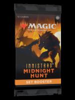 Magic: The Gathering Innistrad Midnight Hunt Set Booster single