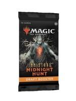 Magic: The Gathering Innistrad Midnight Hunt Draft Booster single