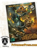 Privateer Press Iron Kingdoms: An Echo in the Darkness- 4 FRPGD Points